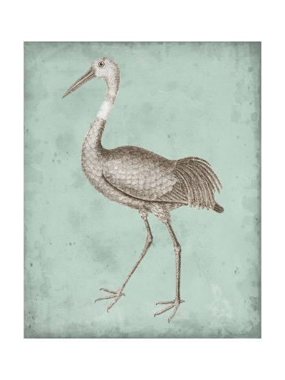 Sepia and Spa Heron IV-Vision Studio-Art Print