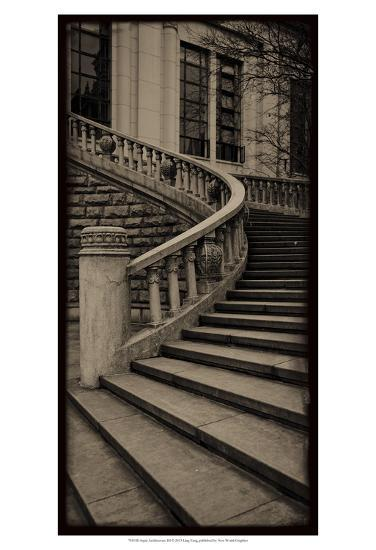 Sepia Architecture III-Tang Ling-Art Print