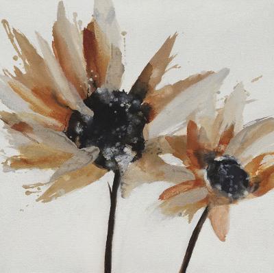 Sepia Bloom I-Lilian Scott-Art Print