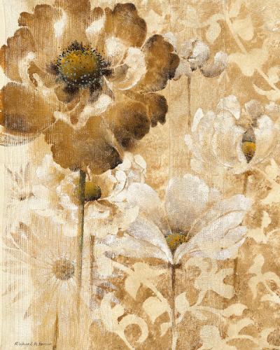 Sepia Daybreak I-Richard Henson-Art Print