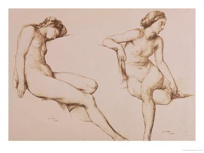 Drawing nude woman pic 40