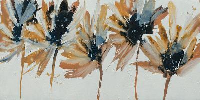 Sepia Flurry I-Lilian Scott-Giclee Print