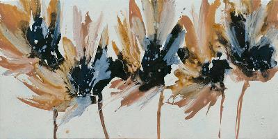 Sepia Flurry II-Lilian Scott-Giclee Print