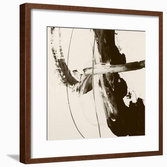 Sepia H-Franka Palek-Framed Premium Giclee Print