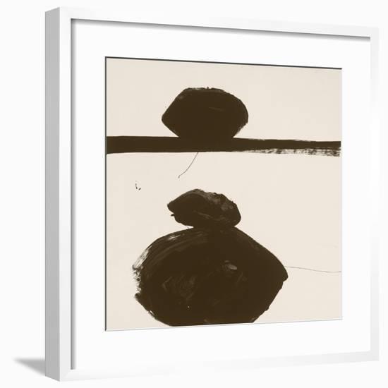 Sepia J-Franka Palek-Framed Premium Giclee Print