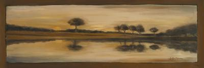 Sepia Landscape II-Nelly Arenas-Art Print