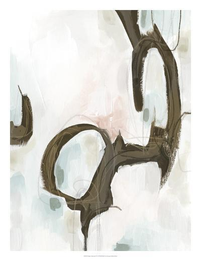 Sepia Structure IV-Julie Silver-Giclee Print