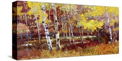 September's Symphony-Robert Moore-Stretched Canvas Print