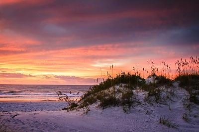 September Sunrise V-Alan Hausenflock-Photographic Print
