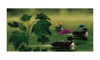 September-Claude Theberge-Art Print