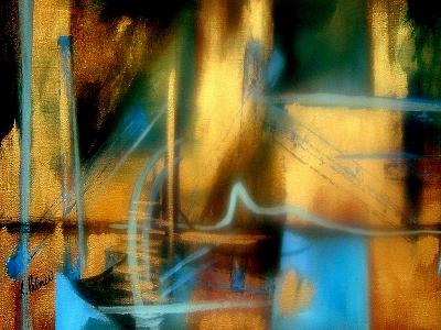 Sequence of Events-Ruth Palmer 2-Art Print