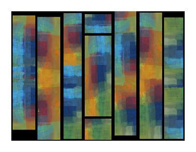 Sequential IV-Michael Tienhaara-Giclee Print