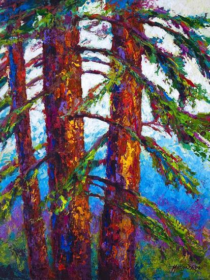 Sequoia-Marion Rose-Giclee Print