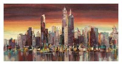 Sera su New York-Luigi Florio-Giclee Print