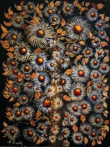 Daisies by Seraphine (de Senlis) Louis