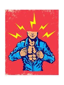 Man and Energy by serazetdinov