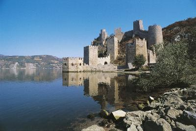 Serbia, Golubac Fortress, Mostly Built in 14th Century--Giclee Print