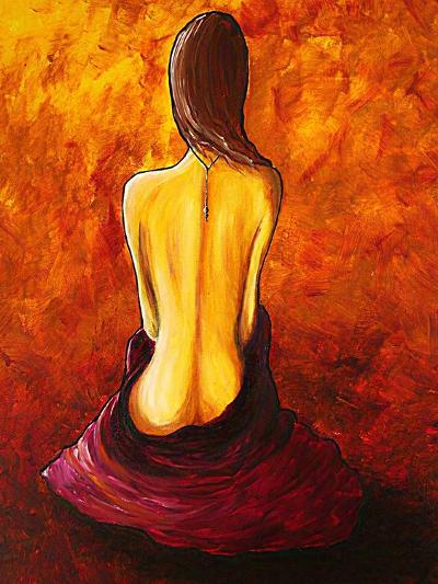 Serena-Megan Aroon Duncanson-Art Print