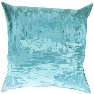 Serenade Down Fill Pillow - Aqua