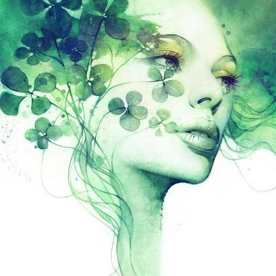 Serendipity-Anna Dittman-Art Print