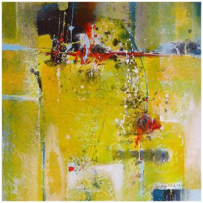 Serene balance-Carole Malcolm-Art Print