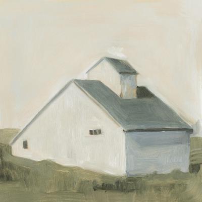Serene Barn I-Emma Scarvey-Art Print