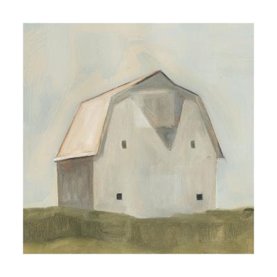Serene Barn II-Emma Scarvey-Art Print