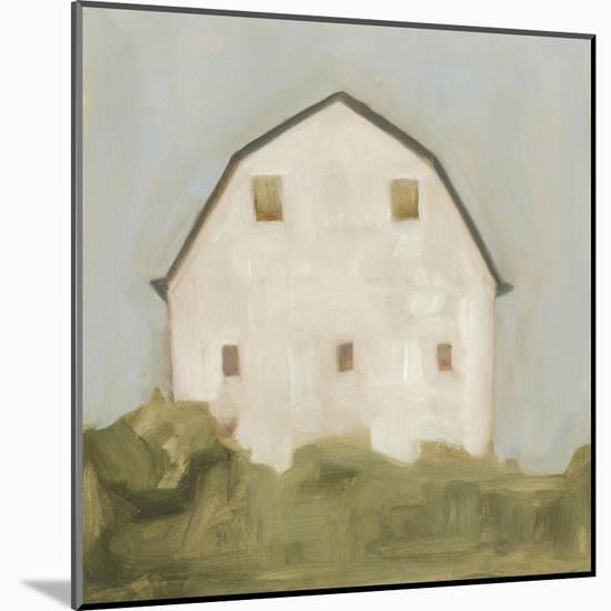 Serene Barn III-Emma Scarvey-Mounted Art Print