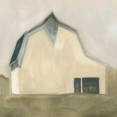 Serene Barn IV-Emma Scarvey-Art Print