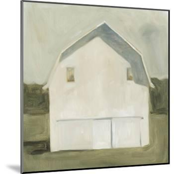 Serene Barn VI-Emma Scarvey-Mounted Art Print