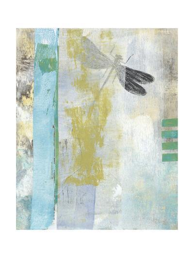 Serene Dragonfly I-Naomi McCavitt-Art Print