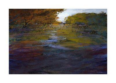 Serene Journey II-Michael Tienhaara-Giclee Print