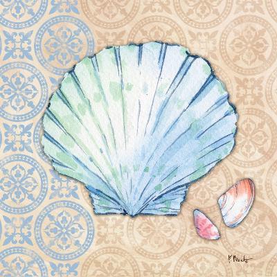 Serene Seashells I-Paul Brent-Art Print