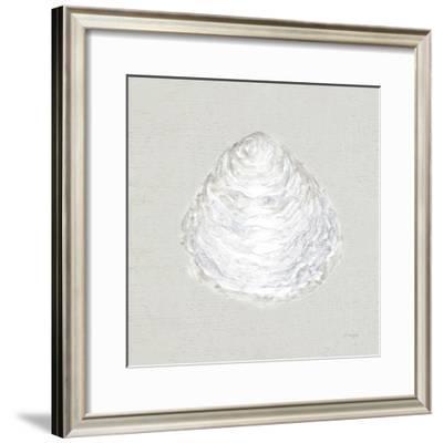 Serene Shells I Tan-James Wiens-Framed Art Print