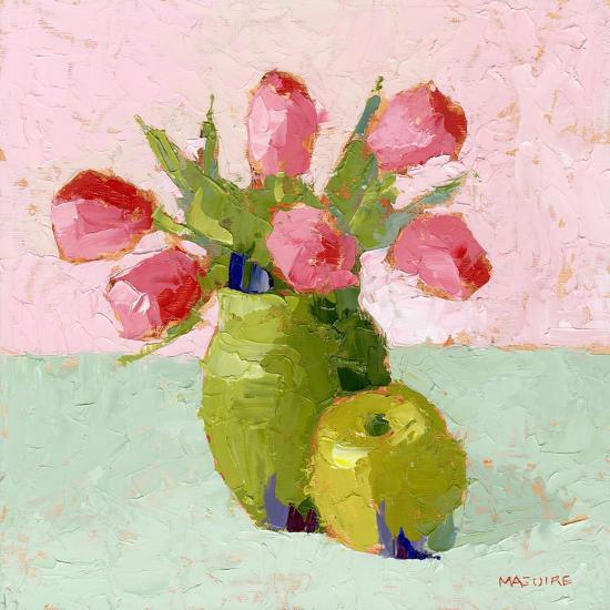 Serene-Carol Maguire-Art Print