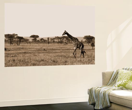 Serengeti Horizons II-Boyce Watt-Wall Mural