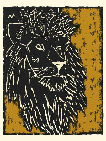 Serengeti IV-Chariklia Zarris-Art Print