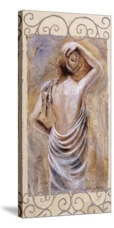 Serenite-Fabienne Martin-Stretched Canvas Print
