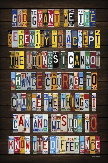 Serenity 2-Design Turnpike-Giclee Print