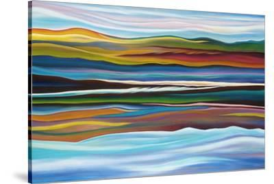 Serenity (Cropped)-Hyunah Kim-Stretched Canvas Print