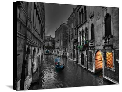 Serenity Highlight-Dale MacMillan-Stretched Canvas Print