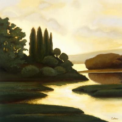 Serenity II-Mary Calkins-Premium Giclee Print