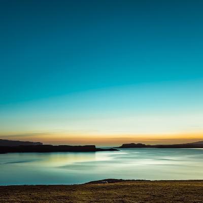 Serenity Loch Harport-Lynne Douglas-Photographic Print