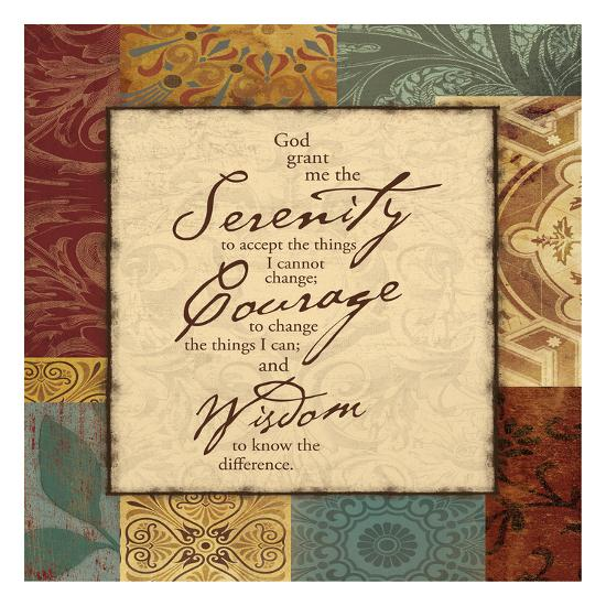 Serenity-Jace Grey-Art Print