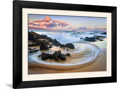 Serenity-Dennis Frates-Framed Photographic Print