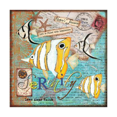 Serenity-Victoria Hutto-Art Print