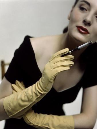 Glamour - November 1946