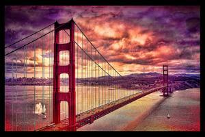 Golden Gate Bridge by Serge Klimov
