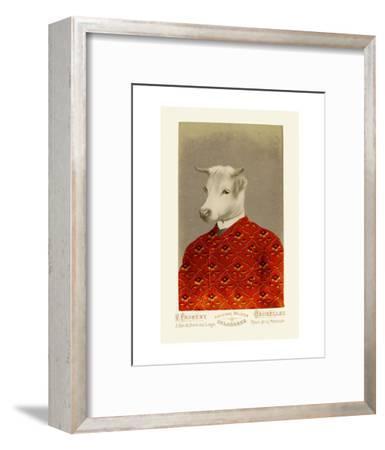 Serge-Philippe Debongnie-Framed Art Print