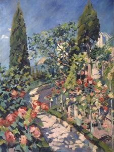 Blooming May, 1915-1918 by Sergei Arsenyevich Vinogradov